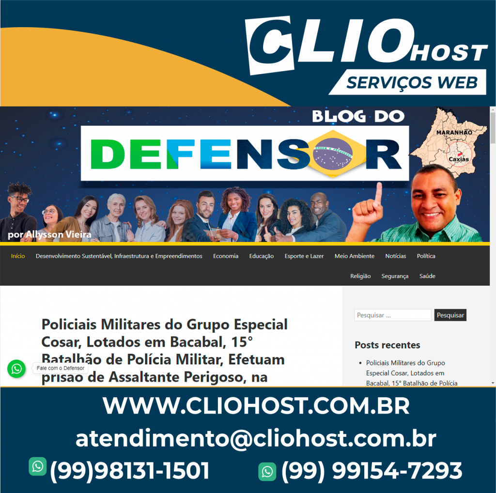 Blog do Defensor